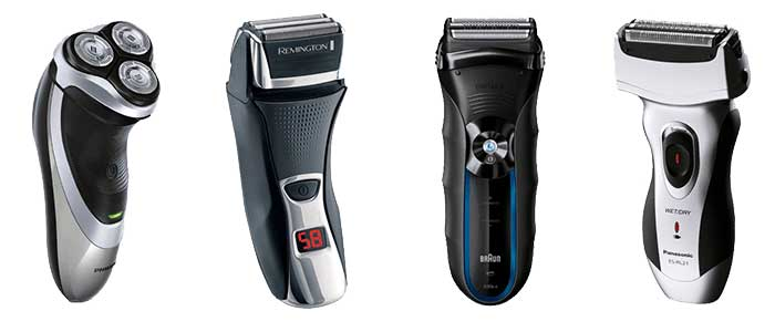 We research and review the top rated electric shavers on the market