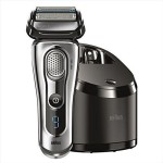 Braun's latest electric shaver - the braun series 9
