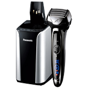 Panasonic's Arc 5 is their top of the line electric shaver