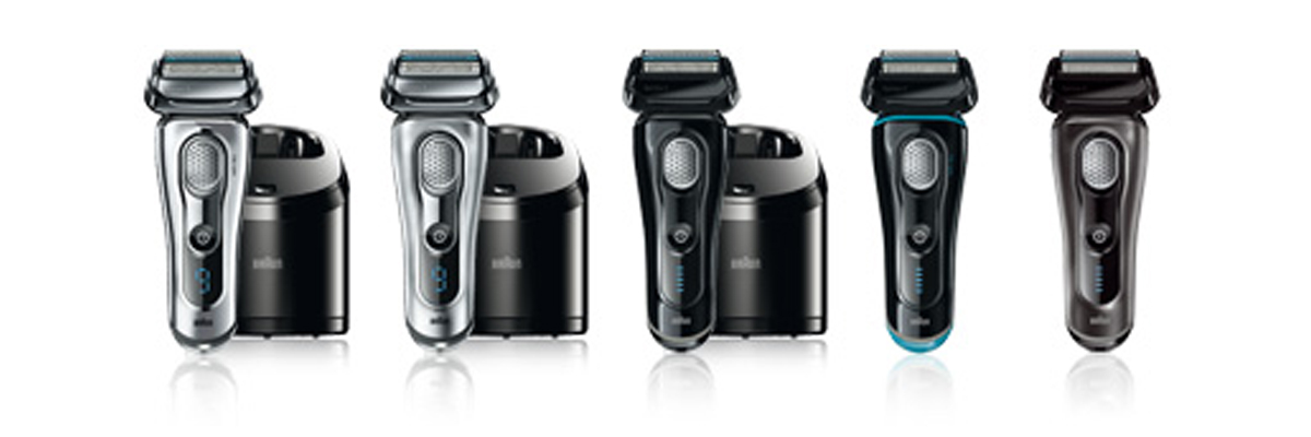 top rated braun electric shavers