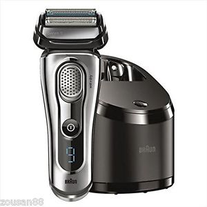 Braun Series 9 9095cc wet & dry shaver for sensitive and dry skin